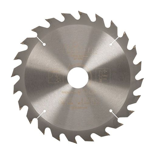 Triton 577375 Construction Saw Blade 190mm x 30mm 24 Teeth